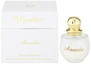 M. Micallef Ananda eau de parfum da donna