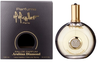 M. Micallef Arabian Diamond Eau de Parfum sample for Men