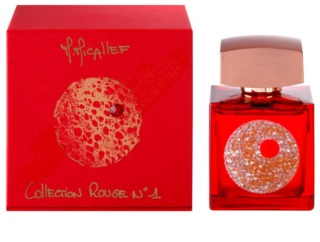 M. Micallef Collection Rouge N°1 eau de parfum minta hölgyeknek