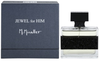 M. Micallef Jewel Eau de Parfum sample for Men