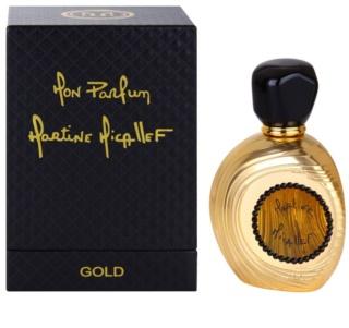 M. Micallef Mon Parfum Gold eau de parfum da donna