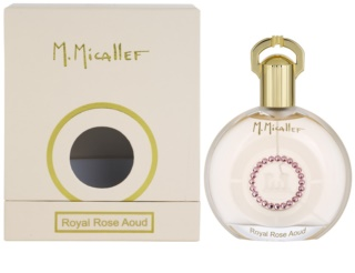 M. Micallef Royal Rose Aoud eau de parfum da donna