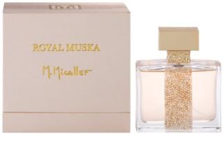 M. Micallef Royal Muska eau de parfum esantion pentru femei