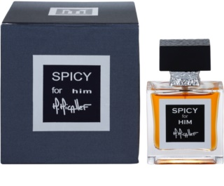 M. Micallef Spicy Eau de Parfum sample for Men