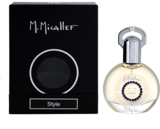 M. Micallef Style Eau de Parfum sample for Men