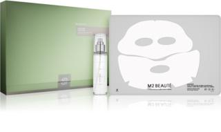 M2 Beauté Facial Care auffüllende Maske mit feuchtigkeitsspendender Wirkung
