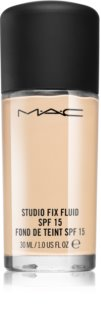 MAC Cosmetics  Studio Fix Fluid mattító make-up SPF 15