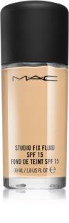 MAC Cosmetics  Studio Fix Fluid zmatňující make-up SPF 15