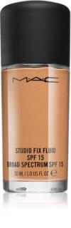 MAC Cosmetics  Studio Fix Fluid Mattifying Foundation SPF 15