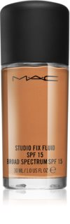 MAC Cosmetics  Studio Fix Fluid Mattifierande foundation SPF 15