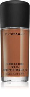 MAC Cosmetics  Studio Fix Fluid zmatňujúci make-up SPF 15