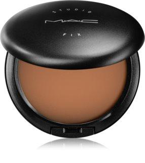 MAC Cosmetics  Studio Fix Powder Plus Foundation Kompaktpuder und Make Up in einem