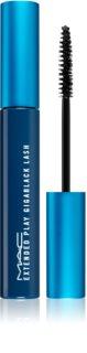 MAC Cosmetics  Extended Play Gigablack Lash Mascara  szempillaspirál az ívelt és szétválasztott pillákért