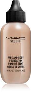 MAC Studio lekki podkład do twarzy i ciała duże opakowanie