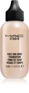 MAC Cosmetics  Studio lehký make-up na obličej a tělo
