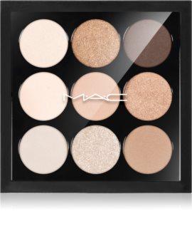 MAC Eye Shadow x9 palette de fards à paupières