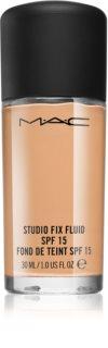 MAC Cosmetics  Studio Fix Fluid matirajoči tekoči puder SPF 15 odtenek N 4.75 30 ml