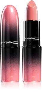 MAC Cosmetics  Love Me Lipstick selyem rúzs
