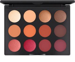 MAC Cosmetics  Art Library: Flame-Boyant paleta sjenila za oči