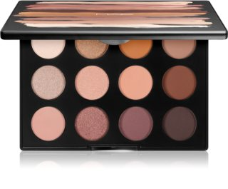 MAC Cosmetics  Art Library: Nude Model Lidschatten-Palette
