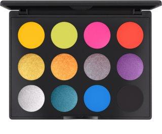MAC Cosmetics  Art Library: It's Designer szemhéjfesték paletta