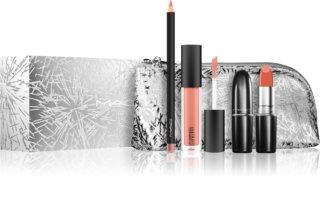 MAC Cosmetics  Firewerk it Lipkit zestaw kosmetyków I. (dla kobiet)