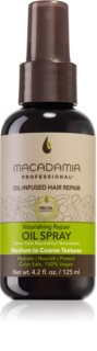 Macadamia Natural Oil Nourishing Repair spray à l'huile cheveux