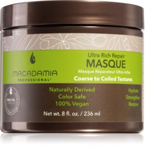 Macadamia Natural Oil Ultra Rich Repair masca profund reparatorie pentru par deteriorat