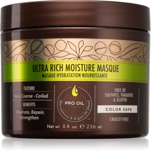 Macadamia Natural Oil Care mascarilla hidratante para cabello
