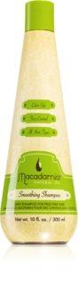 Macadamia Natural Oil Smoothing изглаждащ шампоан за всички видове коса