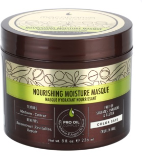Macadamia Natural Oil Pro Oil Complex Nourishing Hair Mask with Moisturizing Effect