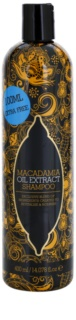 Macadamia Oil Extract Exclusive Nourishing Shampoo for All Hair Types