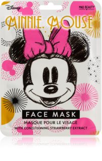 Mad Beauty Minnie Softening Sheet Mask