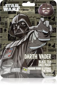 Mad Beauty Star Wars Darth Vader Sheet Mask With Tea Tree Extracts