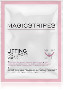MAGICSTRIPES Lifting maschera rassodante al collagene