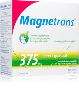 Magnetrans Magnetrans 375 mg doplněk stravy s hořčíkem