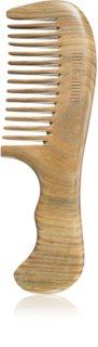 Magnum Natural peigne en bois de gaïac