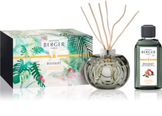 Maison Berger Paris Immersion Lychee Paradise aróma difúzor s náplňou (Green & Exotic)