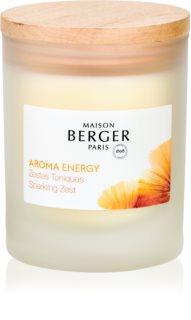 Maison Berger Paris Aroma Energy vonná svíčka (Sparkling Zest)