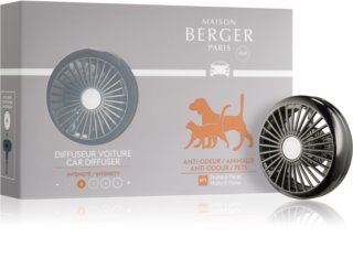 Maison Berger Paris Car Anti Odour Animal vôňa do auta clip (Fruity and Floral)