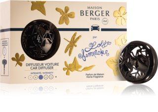Maison Berger Paris Lolita Lempicka parfum pentru masina Clip (Gun Metal)