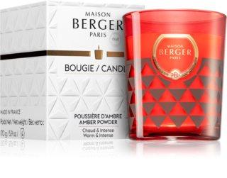 Maison Berger Paris Amber Powder illatos gyertya