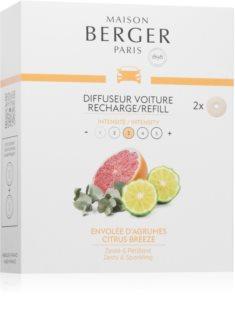 Maison Berger Paris Car Citrus Breeze illat autóba utántöltő