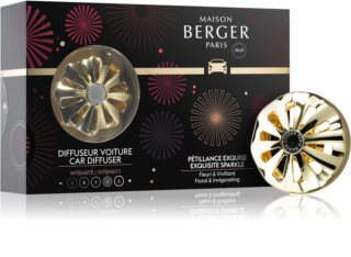 Maison Berger Paris Car Exquisite Sparkle vůně do auta