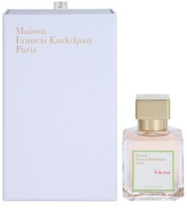 Maison Francis Kurkdjian A la Rose Eau de Parfum sample for Women