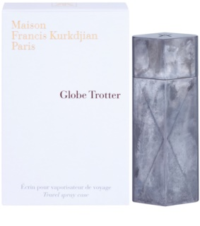 Maison Francis Kurkdjian Globe Trotter frasco metalizado unissexo Zinc Edition