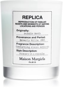 Maison Margiela REPLICA Bubble Bath illatos gyertya