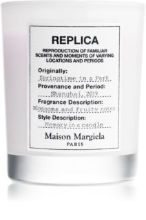 Maison Margiela REPLICA Springtime in a Park scented candle