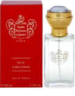 Maitre Parfumeur et Gantier Camelia Chinois eau de toilette para mulheres