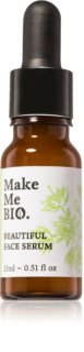 Make Me BIO Face Care Beautiful Face Deeply Nourishing and Moisturising Serum to Treat Skin Imperfections